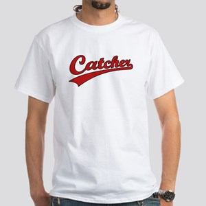 Catcher White T-Shirt