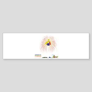 Armenia Quindio Bumper Sticker