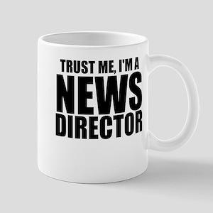 Trust Me, I'm A News Director Mugs