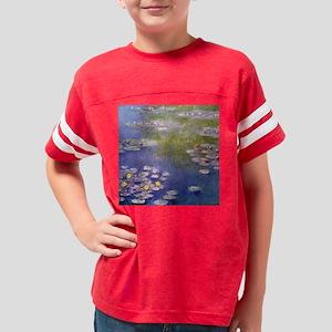 Nympheas at Giverny Youth Football Shirt