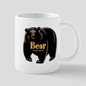 Bear Name Mug