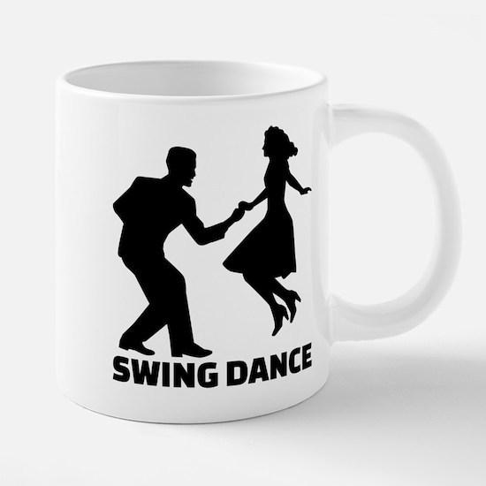 Swing dance Mugs