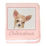 Chihuahua baby blanket
