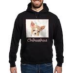 Chihuahua Hoodie (dark)