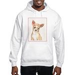 Chihuahua Hooded Sweatshirt
