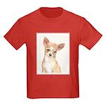 Chihuahua Kids Dark T-Shirt