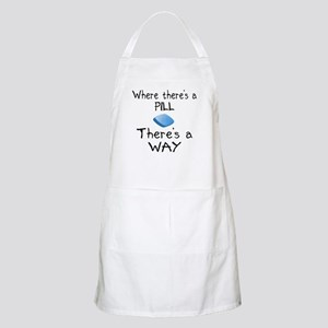 Where There Is A Pill Apron