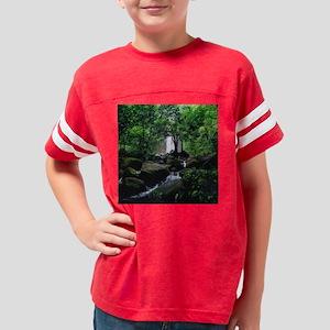 Manoa Falls Hawaii Youth Football Shirt