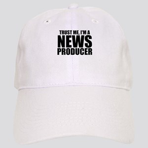 Trust Me, I'm A News Producer Baseball Cap