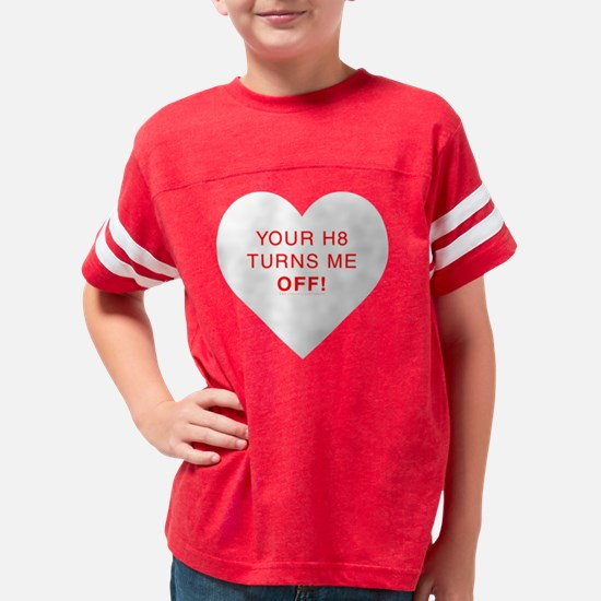 off-white Youth Football Shirt