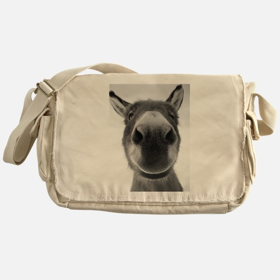 Sophia Smiling Messenger Bag