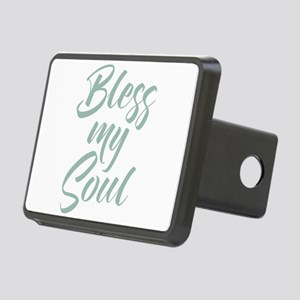 Bless My Soul Rectangular Hitch Cover