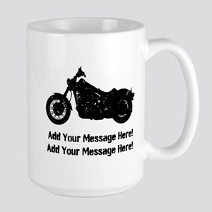 Personalize It, Motorcycle Mugs