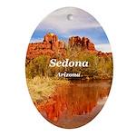 Sedona Ornament (Oval)