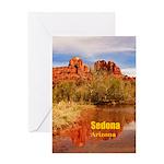 Sedona Greeting Card