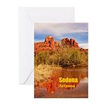Sedona Greeting Cards (Pk of 10)
