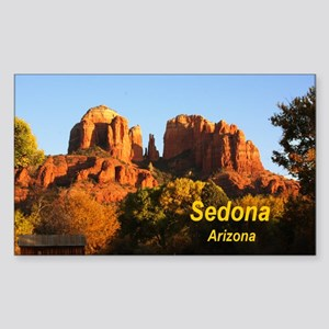 Sedona Sticker (Rectangle)