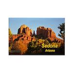 Sedona Rectangle Magnet (10 pack)