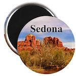 """Sedona 2.25"""" Magnet (10 pack)"""