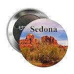 """Sedona 2.25"""" Button"""