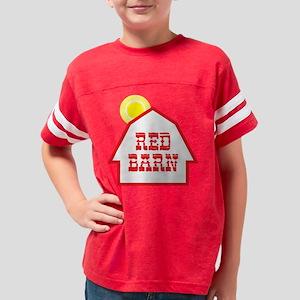 RED BARN Youth Football Shirt