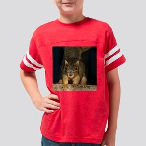 John Henry 22 sq Youth Football Shirt