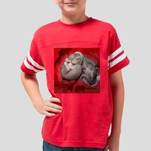 Snack Boys Youth Football Shirt