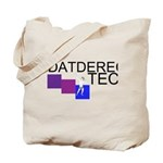 DATDERECELL-TECH Tote Bag