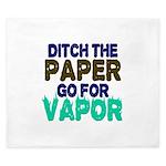 Ditch the Paper King Duvet