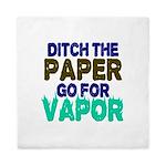 Ditch the Paper Queen Duvet