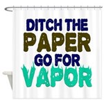 Ditch the Paper Shower Curtain