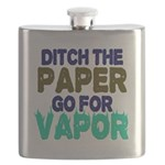 Ditch the Paper Flask