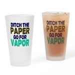 Ditch the Paper Drinking Glass
