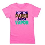 Ditch the Paper Girl's Tee