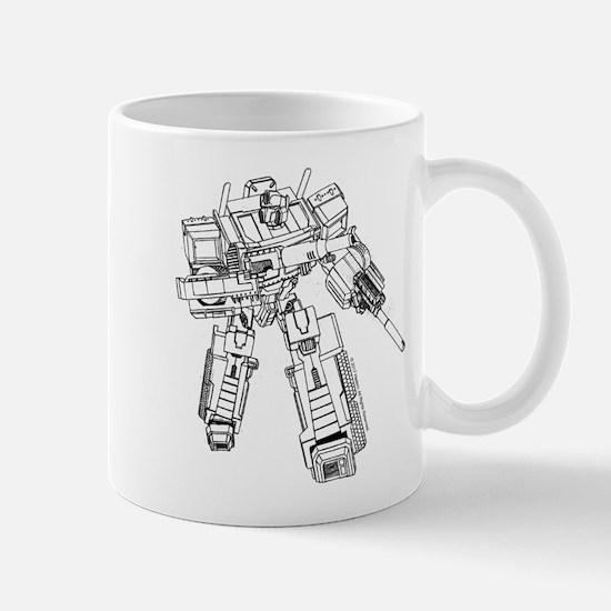 Optimus Prime Mugs