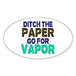Ditch the Paper Sticker