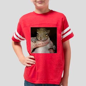 Benne sq Youth Football Shirt