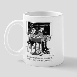 Math in Base Zero Mug