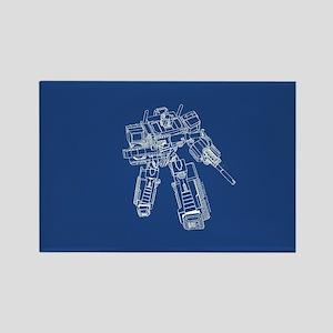 Optimus Prime Magnets