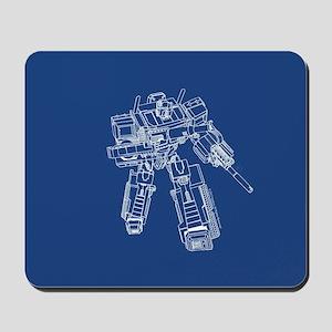 Optimus Prime Mousepad