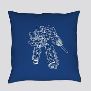 Optimus Prime Everyday Pillow