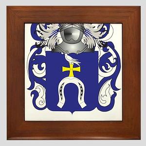 Zielinski Family Crest (Coat of Arms) Framed Tile