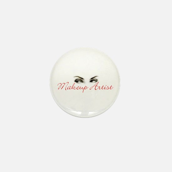 Makeup Artist Mini Button