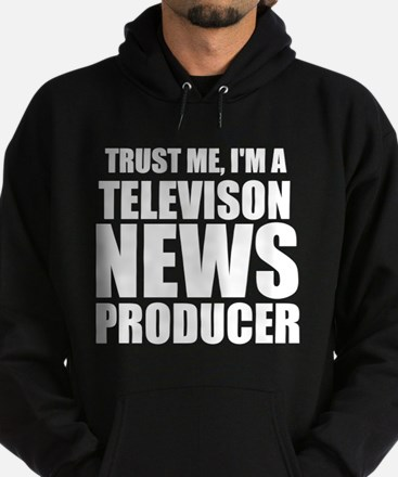 Trust Me, I'm A Television News Producer Sweat