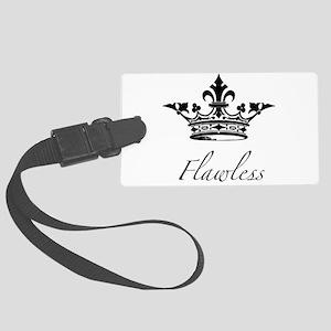 Flawless Crown Luggage Tag