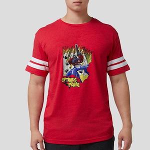 Optimus Pime Action Mens Football Shirt