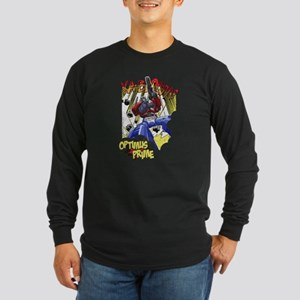Optimus Pime Action Long Sleeve T-Shirt