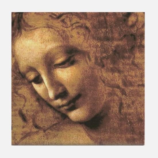 Madonnas Tile Coaster