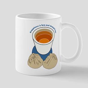 Tea and Dumplings Mugs