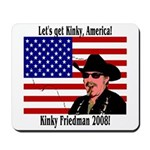 Kinky 2008! Mousepad
